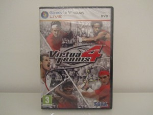 Virtua Tennis 4 Front
