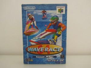 Wave Race 64 Front