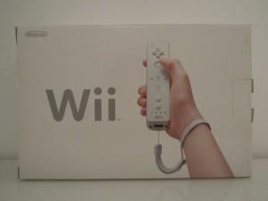 Wii Back