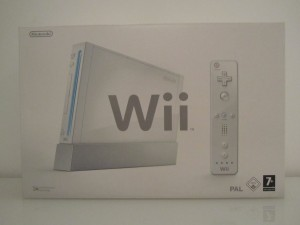 Wii Front