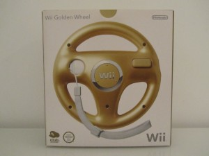 Wii Golden Whell Back
