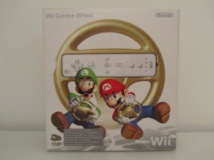 Wii Golden Whell Front