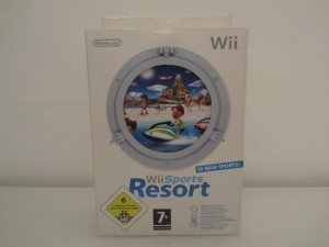 Wii Sport Resort Front