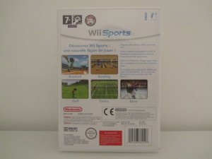 Wii Sports Back
