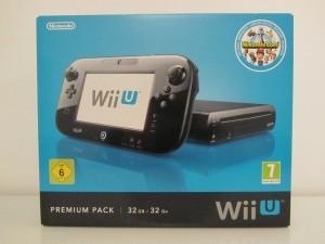 Wii U Front