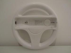 Wii Wheel Back