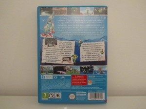 Wind Waker HD Back