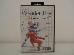 Wonder Boy 2 Front