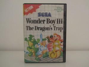 Wonder Boy 3 Front