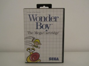 Wonder Boy Front