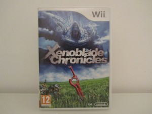 Xenoblade Chronicles Front
