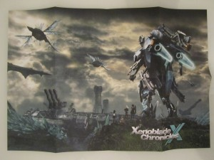 Xenoblade X Poster Front