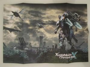 Xenoblade X Poster Front