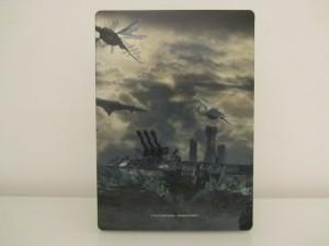 Xenoblade X SteelBook Back