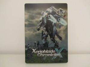 Xenoblade X SteelBook Front