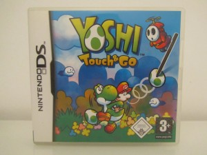 Yoshi Touch & Go Front