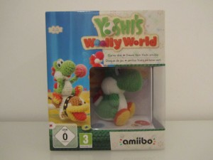 Yoshi's Woolly World Collector Front