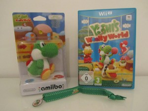 Yoshi's Woolly World Collector Inside 1