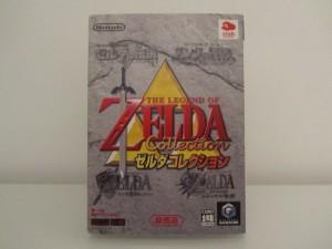Zelda Collection Front