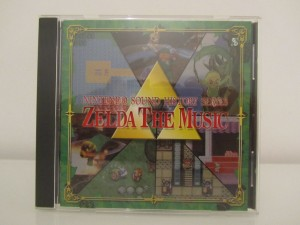 Zelda The Music Front