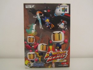 Bomberman Hero Front