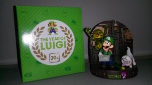 Diorama Luigi's Mansion 2