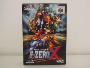 F-Zero X Front
