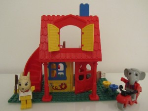 Bonnie Bunny's New House 3
