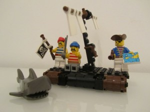 Castaway's Raft 3