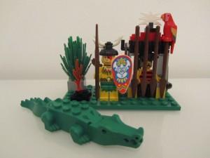 Crocodile Cage 3