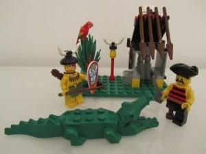 Crocodile Cage 4