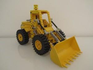 Excavator A1