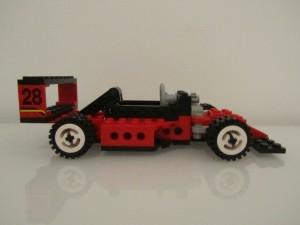F1 Racer A4