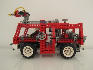 Fire Engine A4