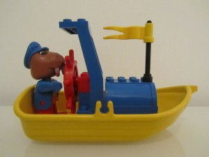 Motor Boat 1