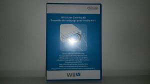 Nettoyage Lentille WiiU