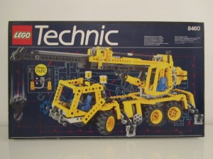 Pneumatic Crane Truck 1
