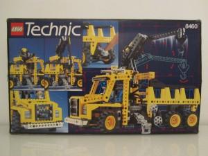 Pneumatic Crane Truck 2