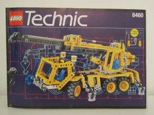 Pneumatic Crane Truck 3