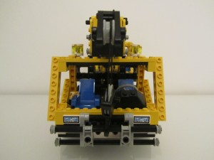 Pneumatic Crane Truck A3
