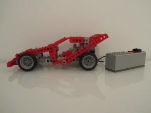 Universal Motor Set 9V A4