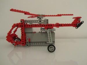 Universal Motor Set 9V B4