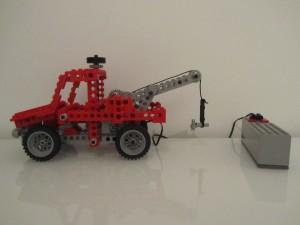 Universal Motor Set 9V C4