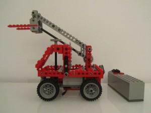 Universal Motor Set 9V D4