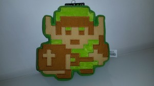 Peluche Link 8-bits
