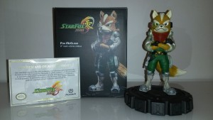 Statuette - Fox McCloud