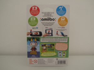 Amiibo AC Charly Back