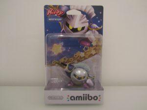Amiibo Kirby Meta Knight Front