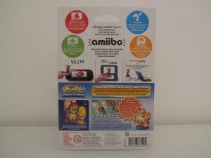 Amiibo Kirby Roi DaDiDou Back