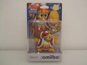 Amiibo Kirby Roi DaDiDou Front